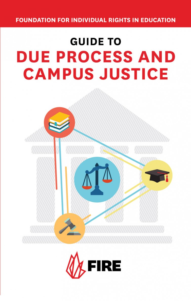 FIRE's Guide to Due Process and Campus Justice