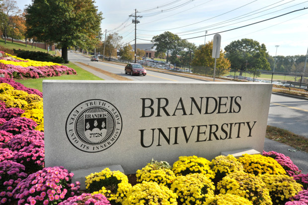 Brandeis says it can discriminate against accused rapists all it wants