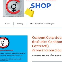 Sex Consent Kits: At your neighborhood college