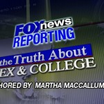 Occidental, Columbia,& University of Tennessee. Three falsely accused college males tell their stories in this Fox documentary which you can see online