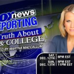 Fox News reporting: The truth about sex and college