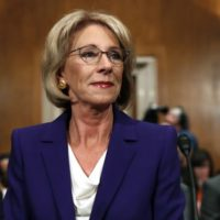 GOOD NEWS: DeVos Won't Commit To Illegal 2011 DCL