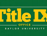 TITLE IX Lawsuit: Baylor Football Financial Aid And A Firing