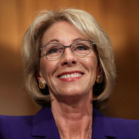 BETSY DeVos Assessing Obama Campus Sexual Assault Policies